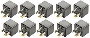 12V-RELAY-4-PIN-AUTOMOTIVE-30AMP-RY1-CHANGEOVER-X-10