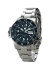 Seiko SKZ209J1 Blue Dial Stainless Steel Japan Diver's Automatic Men's Watch