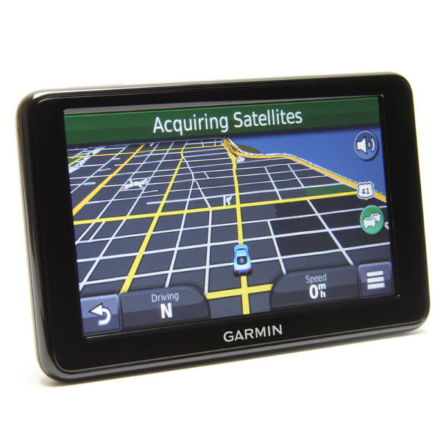 Garmin 2595LMT 5 Portable Bluetooth GPS with Lifetime Maps and Traffic - Refurbi