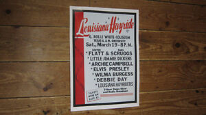 Elvis-Presley-Louisiana-Hayride-Early-Repro-Concert-POSTER
