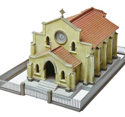 Tomytec (Building 050-2) Church A2 1/150 N scale