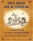 Open House for Butterflies by Sendak Krauss (Hardback, 2002)