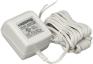 new 24 volt ac transformer for honeywell wi fi thermostat. Black Bedroom Furniture Sets. Home Design Ideas
