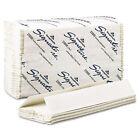 Georgia-Pacific Signature 23000 White 2-Ply Premium C-Fold Paper Towel 13.2 Length x 10.1 Width Case of 12 Packs 120 per Pack