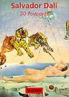 Dali by Salvador Dali (Postcard book or pack, 1994)