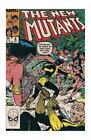 The New Mutants #8 (Oct 1983, Marvel)