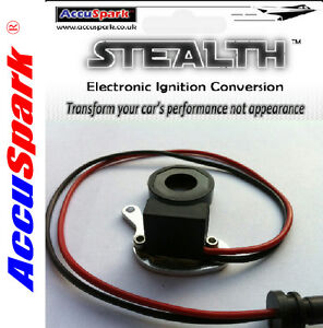Triumph-Stag-stealth-Electronic-ignition-Sports-Coil-and-Plugs-for-Lucas-35D8