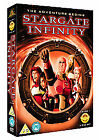 Stargate Infinity - Vol 1 (DVD, 2007, 4-Disc Set, Box Set)