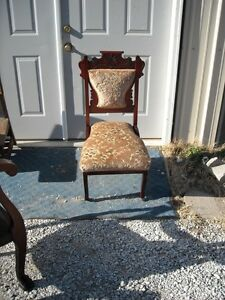 Carved-Cherry-Parlor-Chair-Sidechair-SC163