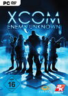 XCOM: Enemy Unknown (PC, 2014, DVD-Box)