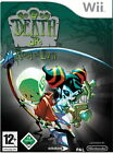 Death, Jr. Root Of Evil (Nintendo Wii, 2008, DVD-Box)