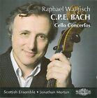 Carl Philipp Emanuel Bach - C.P.E. Bach: Cello Concertos (2009)