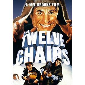 Bon The Twelve Chairs (DVD, 2006)