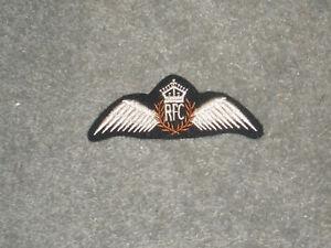 REPRODUCTION-RFC-WWI-PILOT-WINGS-REINACTOR