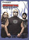 American Chopper - Lugz / History Of The OCC (DVD, 2011, 3-Disc Set)