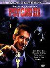 Psycho 3 (DVD, 1999, Widescreen)