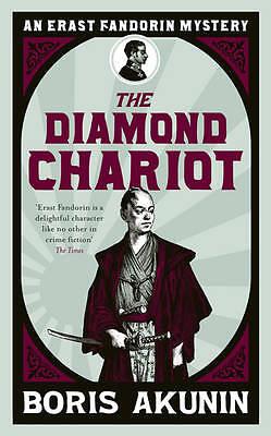 Diamond Chariot: The Further Adventures of Erast Fandorin-ExLibrary