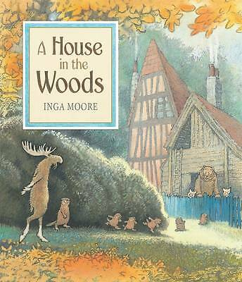 House in the Woods-ExLibrary