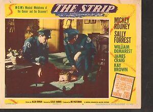 1951-MOVIE-LOBBY-CARD-1-0224-THE-STRIP-MICKEY-ROONEY