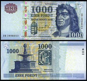 wieviel euro sind 1000 forint