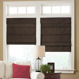 Thermal-Lined-Roman-Window-Shade-FREE-SHIPPING