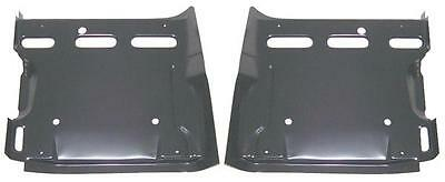 67 68 69 Camaro Coupe Seat Frame Supports - Pair