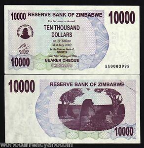 how to buy zimbabwe currency