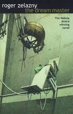 The Dream Master (The Nebula Award-Winning Novel), Zelazny, Roger, Used; Good Bo