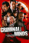 Criminal Minds: Season 6 (DVD, 2011, 6-Disc Set)