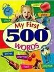 My First 500 Words by Sterling Publishers (Hardback, 2011)