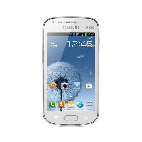 Samsung Galaxy S Duos GT-S7562 - 4GB - Pure White (Ohne Simlock) Smartphone