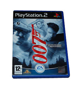 James Bond 007: Everything or Nothing (Sony PlayStation 2, 2004) - US Version419