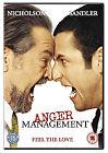 Anger Management (DVD, 2009)
