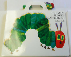 The-Very-Hungry-Caterpillar-Book-with-8-5-inch-plush-Toy-NEW