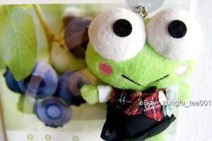 Sanrio-Kero-Keroppi-Frog-Waiter-Look-Doll-Plush-Toy-5-034