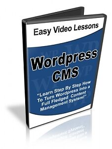 Turn Wordpress into a Content Management System Videos