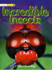 Literacy World Non-Fiction Stage 1 Incredible Insects by Pearson Education Limited (Paperback, 1998)