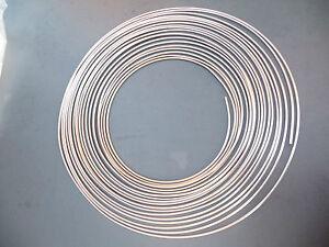 10-mtr-Bund-Bremsleitung-Bremsrohr-Kupfer-Nickel-CUNI-3-16-4-75-mm-Super-Top