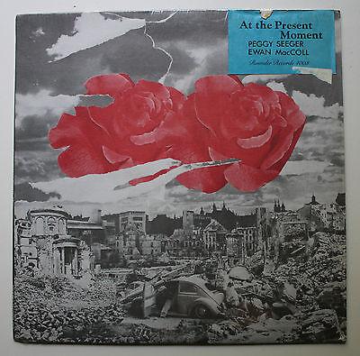 Peggy Seeger Ewan MacColl Round LP in Shrink 1973