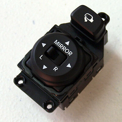 Solaris Back Mirror Remote Control Switch For Hyundai Accent 2011 2014