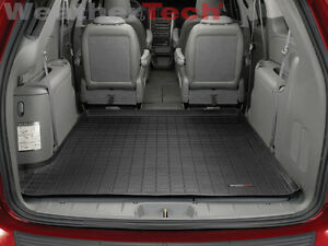 Weathertech Cargo Liner Chrysler Town Amp Country Lwb