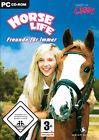 Horse Life - Freunde für immer (PC, 2008, DVD-Box)