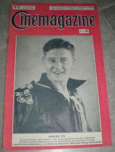 CINEMAGAZINE-n-13-Richard-Dix-SYDNEY-CHAPLIN-Napoleon-1926
