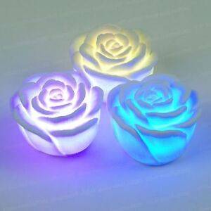 Changing-7-Color-Rose-Flower-LED-Light-Night-Candle-Light-Lamp-Romantic