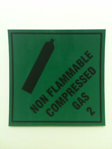 6-XNON-FLAMMABLE-COMPRESSED-GAS-VINYL-STICKER-100X100MM