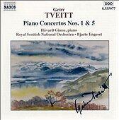 Tveitt: Piano Concertos Nos. 1 & 5, New Music