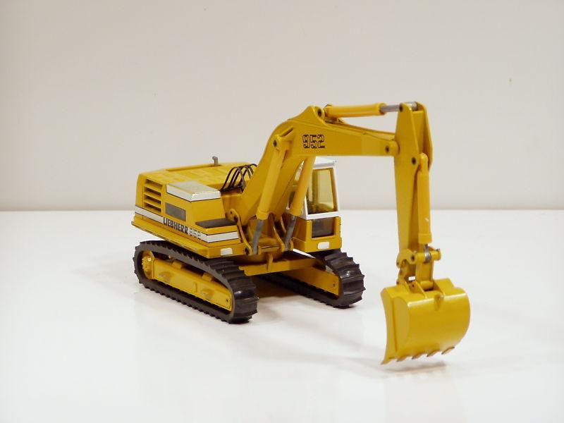 Liebherr Liebherr Liebherr 952 Excavator - 1 50 - Conrad N.MIB c862ab