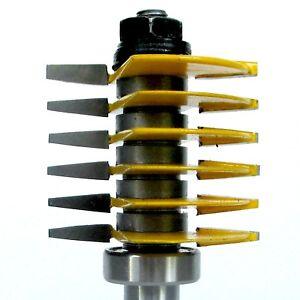 1 Pc 1 2 Quot Shank Adjustable Finger Joint Router Bit Sct 888