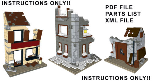 lego 10179 parts list pdf