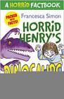 A Horrid Factbook: Dinosaurs by Francesca Simon (Paperback, 2011)